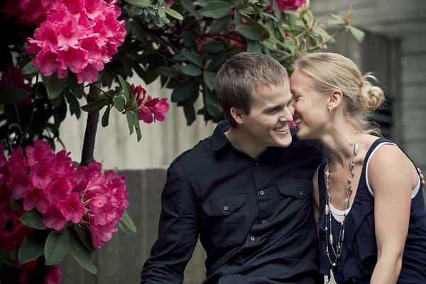 Polina & Jaspe (Engagement)