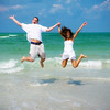 "Marie & Phillip's engagement shoot in front of the Sandbar Restaurant where they have planned their wedding on Anna Maria Island.  <a href=""http://www.GrouperSandwich.com"">http://www.GrouperSandwich.com</a> Photos by Dara Caudill  <a href=""http://www.IslandPhotography.org"">http://www.IslandPhotography.org</a>  Music at their wedding will be by Chuck Caudill Entertainment.   <a href=""http://www.ChuckCaudill.com"">http://www.ChuckCaudill.com</a>"