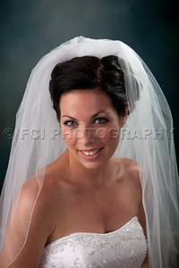 Melanie's Bridal portraits