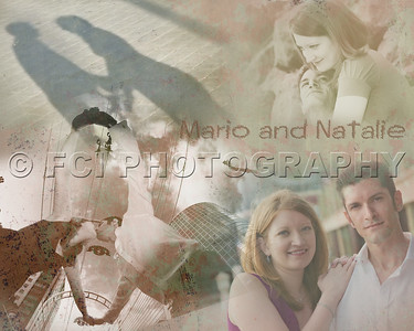 Natalie and Mario