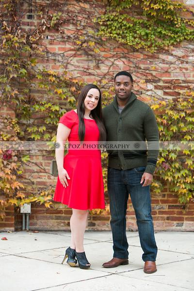 AnnMarie+Luke's Engagement Photos