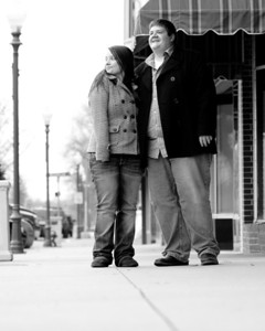 Melissa & Drew