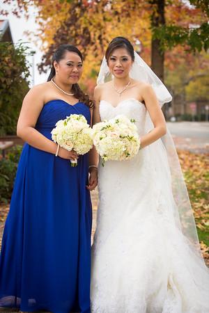 Linda and Jin Choi Wedding Proofs
