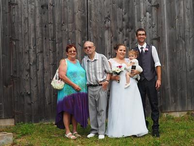 Eric & Amber's Wedding