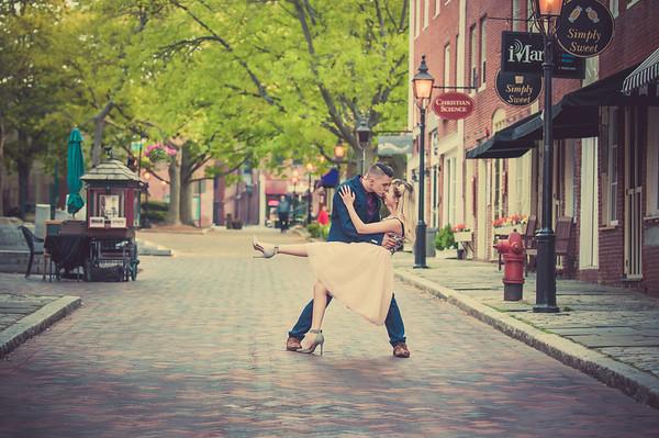 Eric & Ashley engagement