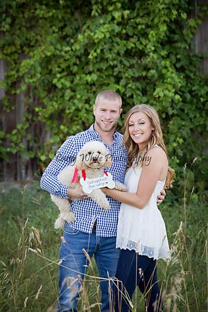 Eric and Cortnee: Engaged