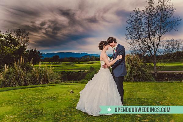 Eric and Jenn Wedding