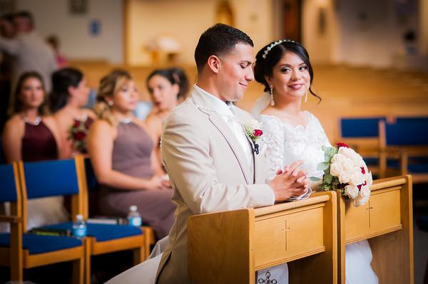 Eric and Melissa Encinas Wedding