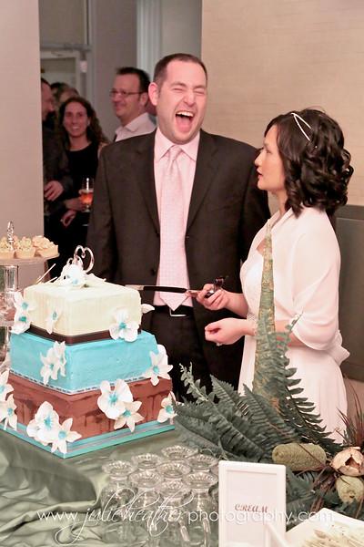 Eric & Sue Wedding Reception April 2013