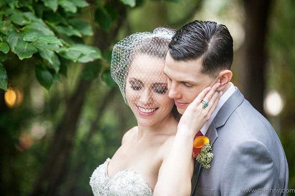 Erica & George Wedding