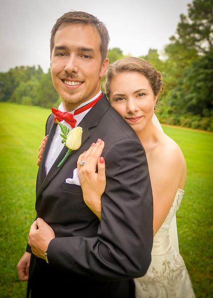 Erica & Lee's Wedding - September 13, 2014