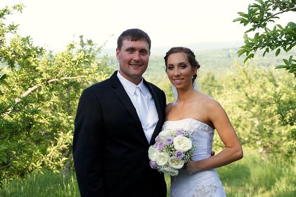Erica & Ryan Anderson Wedding Party
