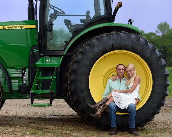 Erica & Trent