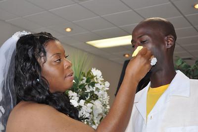 Erica and Derrick Lowman 2012