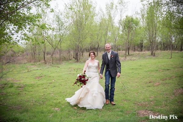 Erica and Zac's Wedding Pix @Five Oaks Lodge