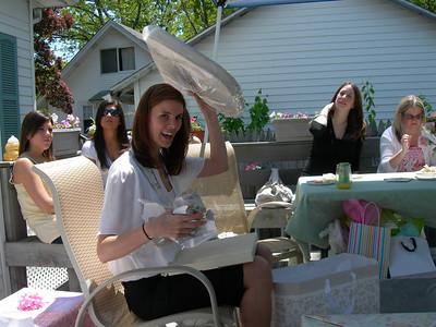 Erica's Wedding Shower May 2008