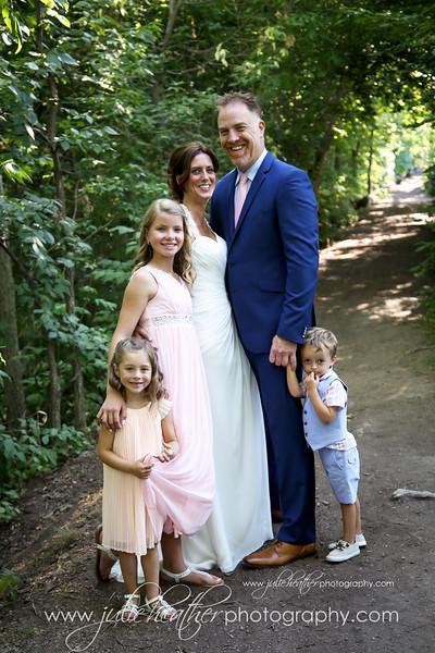 Ericka & Kevin MacKinnion Wedding July 23, 2016