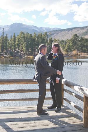 Ericka and Jeffrey - October, 2016