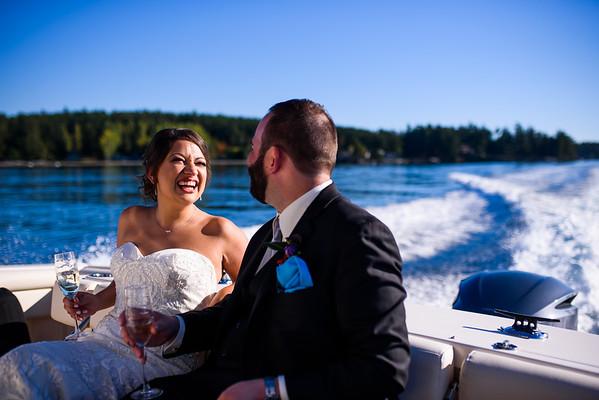 Erik and Almeera Wedding