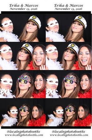 Erika & Marcos PhotoStrips