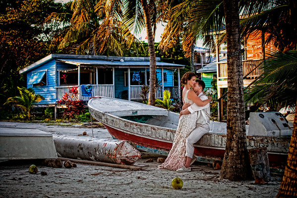 Erin & Cameron - Wedding - Belize - 17th of March 2016