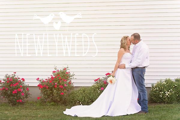 Erin Kevin Wedding