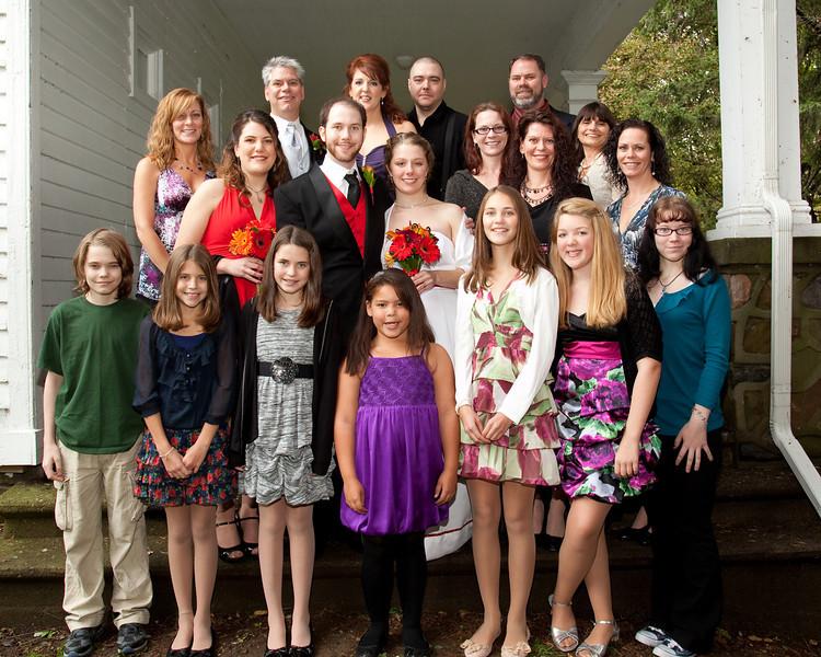 families 73 8X10