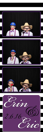 Erin and Eric Fulkerson Wedding