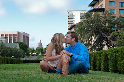 Erin and Marshall: Engagement