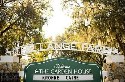 Erin and Steve-The Lange Farm-November 2012