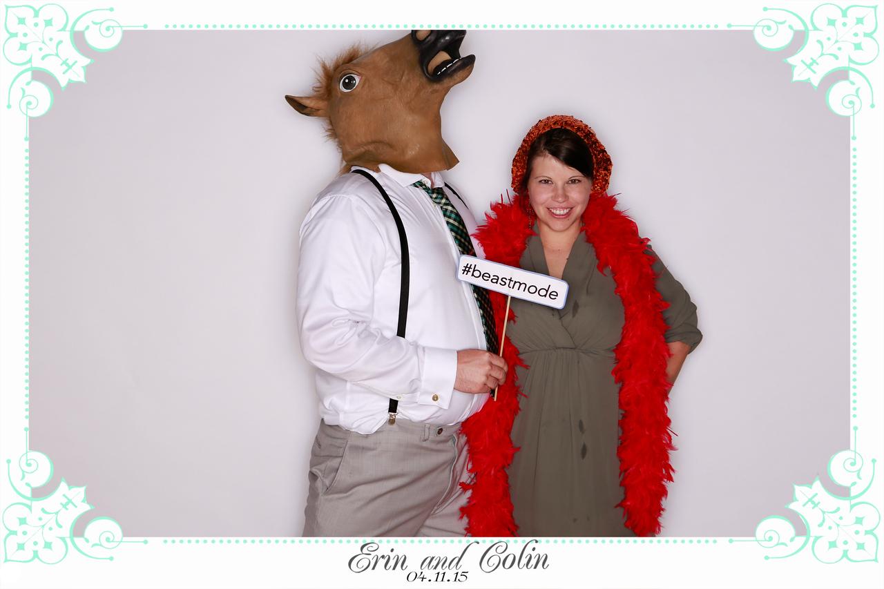 Photobooth fun!