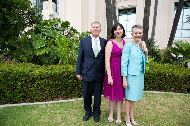 Dave, Erin, Peg