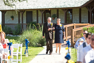 Erin & Ben's wedding at Boulder Springs in New Braunfels on July 20, 2012 by Thomas & Penelope Photography
