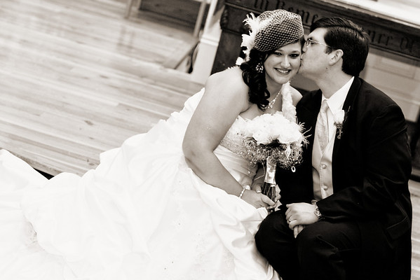 Erin & Brandon : Married