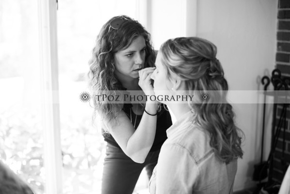Wedding Prep - Erin+Clark