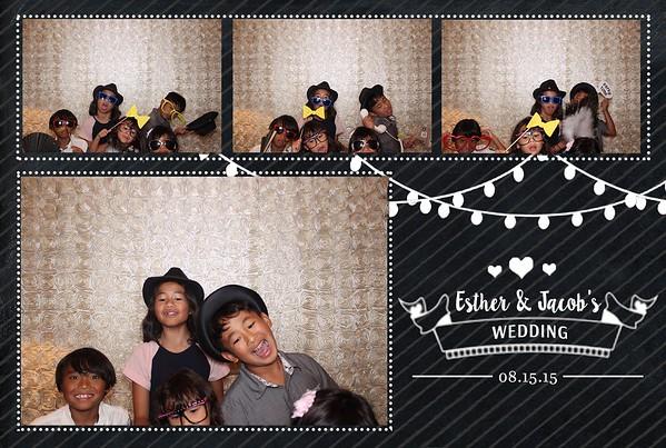 Esther & Jacob's Wedding