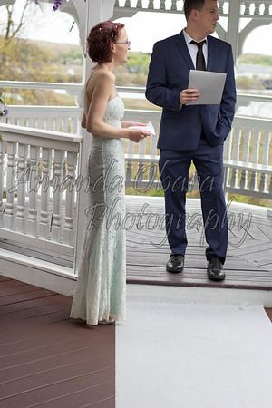 Ethan & Felicia ( Castle Manor Inn - Gloucester, MA )