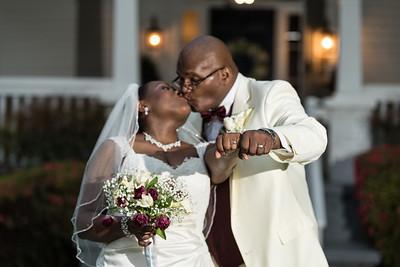 Ethel and Wayne Wed-401