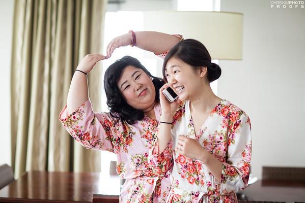 Eun Young & Brian
