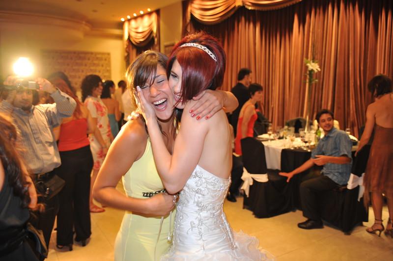 "My cousin Florencia got the ""ring"".<br /> ~Eva~"