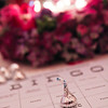 A Hershey Kiss bingo game to test your knowledge of the bride and groom!