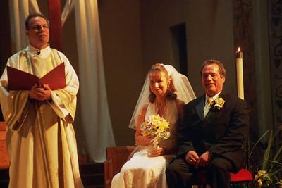 Eve & Dennis' Wedding