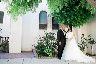 Evelyn & Luis Gonzalez Wedding