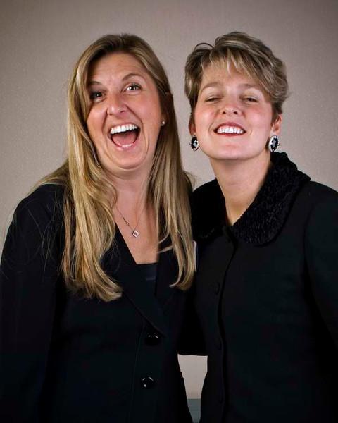 Beth Brown & Michelle Heinz 2