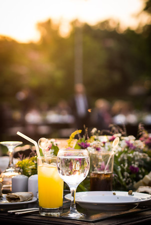 capturing some evening sun - cairo wedding