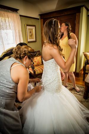 Sarah and David Burk Wedding Proofs