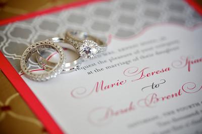 Marie and Derek Malsam Wedding Proofs