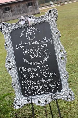 Faivae Wedding