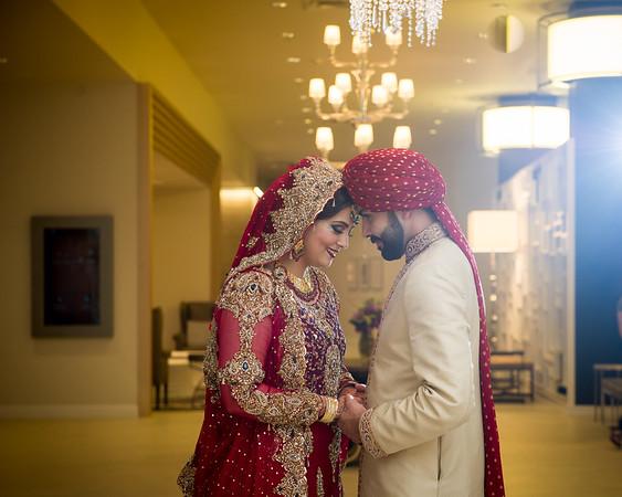 Faiza & Hashir - Wedding