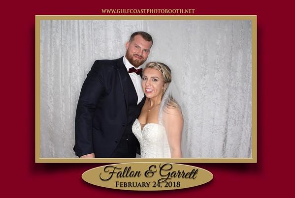 Fallon & Garrett Wedding